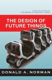 Cover of: The Design of Future Things