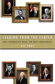 Cover of: Leading from the center