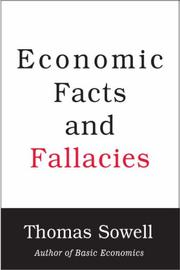 Cover of: Economic Facts and Fallacies