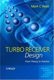 Cover of: Turbo Receiver Design