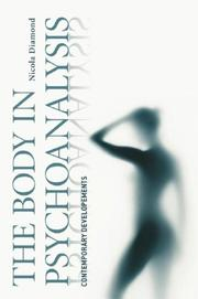 Cover of: The Body in Psychoanalysis