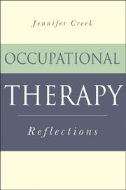 Cover of: Occupational Therapy | Jennifer Creek