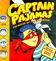 Cover of: Captain Pajamas | Bruce Whatley