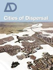 Cover of: Cities of dispersal |