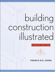 Cover of: Building Construction Illustrated | Francis D. K. Ching