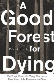 Cover of: A Good Forest for Dying