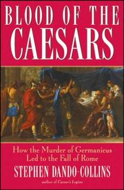Cover of: Blood of the Caesars