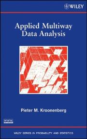 Cover of: Applied Multiway Data Analysis