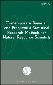 Cover of: Contemporary Bayesian and Frequentist Statistical Research Methods for Natural Resource Scientists