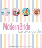 Cover of: The Modern Bride Survival Guide