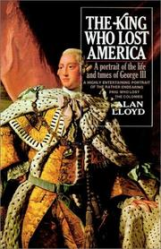 Cover of: The King who lost America