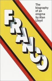 Cover of: Franco
