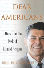 Cover of: Dear Americans