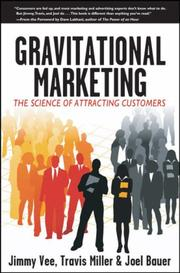 Cover of: Gravitational Marketing | Jimmy Vee