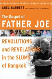 Cover of: The Gospel of Father Joe