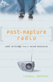 Cover of: Post-Rapture Radio | Russell Rathbun
