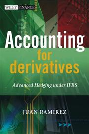Cover of: Accounting for Derivatives | Juan Ramirez