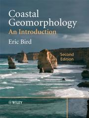 Coastal Geomorphology by Eric Bird