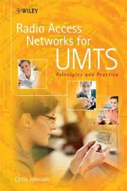 Cover of: Radio Access Networks for UMTS