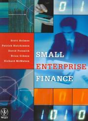 Cover of: Small Enterprise Finance | Scott Holmes