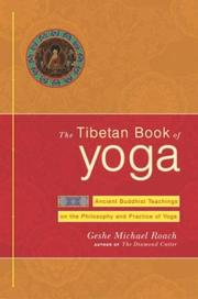 Cover of: The Tibetan Book of Yoga