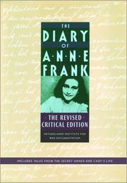 Cover of: The Diary of Anne Frank