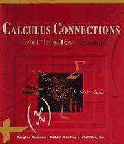 Cover of: Calculus Connections, Modules 9 to 16 | Intellipro