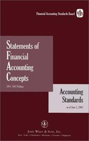Statements of Financial Accounting Concepts 2001-2002