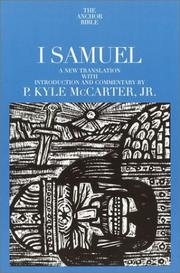 Cover of: I Samuel