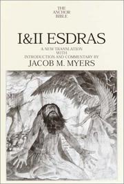 Cover of: Esdras I & II