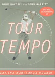 Cover of: Tour Tempo | John Novosel