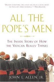 Cover of: All the Pope's Men