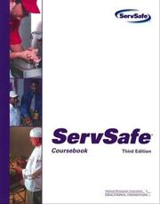 Cover of: ServSafe Coursebook without the Scantron Certification Exam Form | NRA Educational Foundation