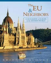 Cover of: The EU and Neighbors | Brian W. Blouet
