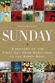 Cover of: Sunday