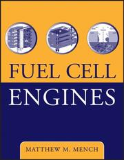 Cover of: Fuel Cell Engines | Matthew M. Mench