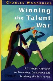 Cover of: Winning the Talent War