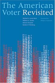 Cover of: The American voter revisited