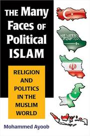 Cover of: The Many Faces of Political Islam