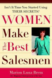 Cover of: Women Make the Best Salesmen