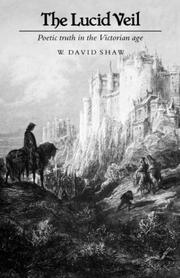 The lucid veil by W. David Shaw