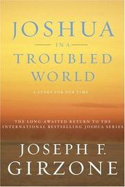 Cover of: Joshua in a troubled world