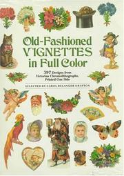 Cover of: Old-Time Color Illustrations