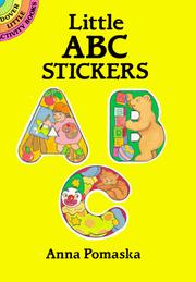 Cover of: Little ABC Stickers