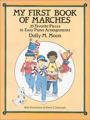 Cover of: My First Book of Marches | Dolly Moon