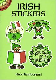 Cover of: Irish Stickers