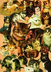 Cover of: Victorian Cats Diary (Decorative Notebooks) | Sue Grafton