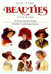 Cover of: Old-Time Beauties Stickers