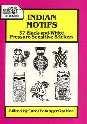 Cover of: Indian Motifs