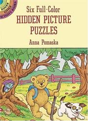 Cover of: Six Full-Color Hidden Picture Puzzles